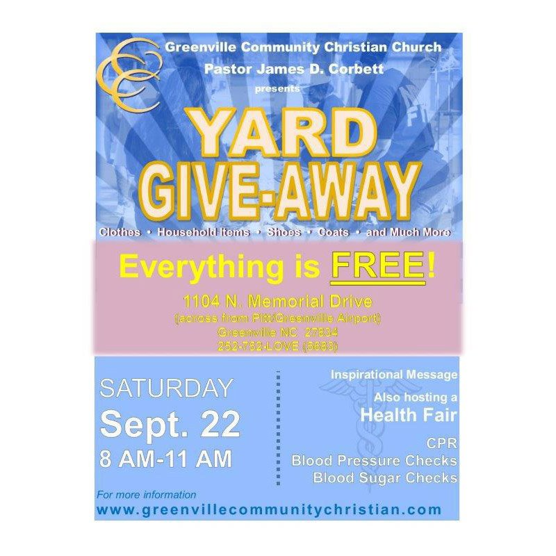 Home - Greenville Community Christian Church